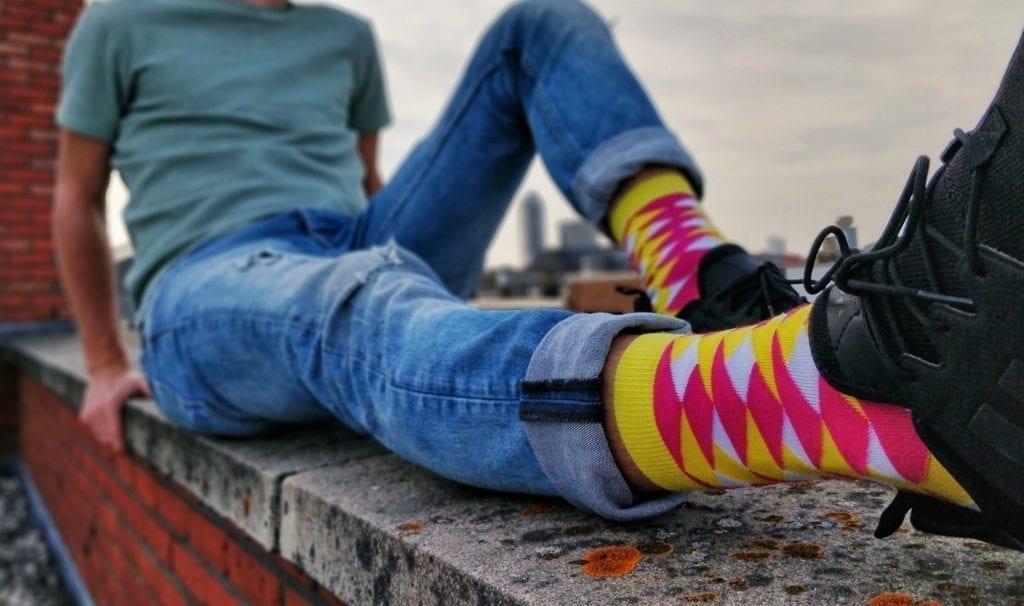 Vrolijke sokken abonnement