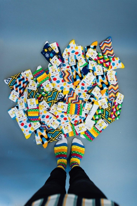 Socksock - Gekke sokken